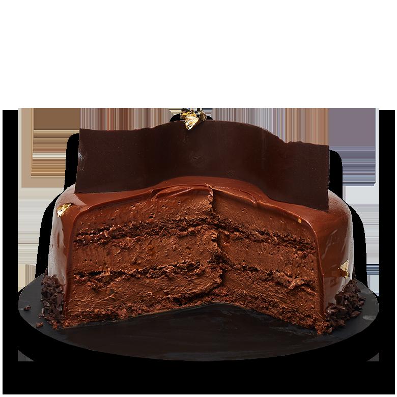 tort cioco nuci