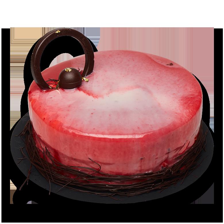 tort cioco vișine