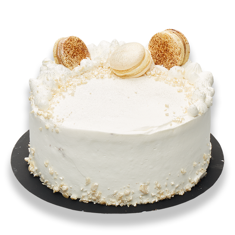 tort vanilie și mascarpone