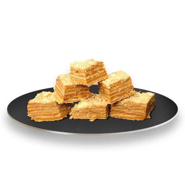 prăjituri de casă caramel