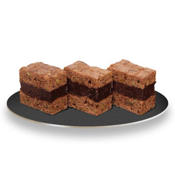 prăjituri de casă cu cremă de ciocolată