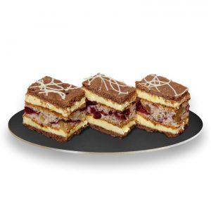 prăjituri de casă cu vișine
